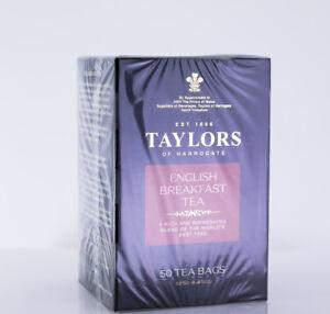 Taylors of Harrogate - English Breakfast Tea - 50 Tea Bags