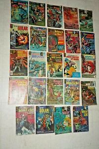 Gold Key 70s Horror Comics Lot of 24 Twilight Zone Ripely's and More!