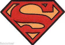 "Smallville Ecusson logo symbole Superman 12cm superman symbol patch 5"""