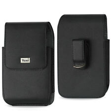 For BlackBerry Passport Q30 Belt Clip Holster Case [Vertical] Carrying Pouch