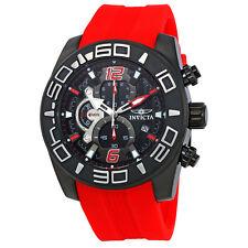 Invicta Pro Diver Chronograph Black Dial Mens Watch 22810
