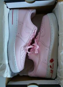 Size 8.5 - Nike Air Force 1 '07 LX Pink Foam
