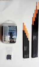 multi weight float adaptor and 10 matching black insert floats gift set 3