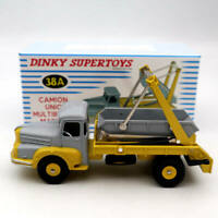 Atlas Dinky SuperToys 38A Camion Unic Multibenne Marrel Diecast Car Models