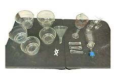 Lot Of Laboratory Glassware Chemistry