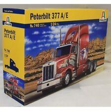 Italeri 1:24 740 PETERBILT 377 A/E Model Truck Kit