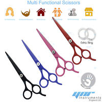 Professional Hairdressing Scissors Barber Salon Hair Cutting RAZOR Sharp Blades