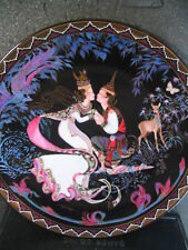 Thailand Love Story of Siam 1991 THE BETROTHAL Ltd Ed Plate