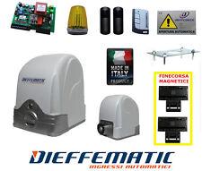 KIT Motor Motorizacion Puerta Corredera FAAC BFT CAME NICE APRIMATIC