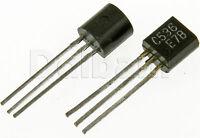 2SC536 Original New Sanyo TO-92 Transistor C536