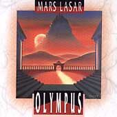 Olympus by Mars Lasar (CD, Mar-1993, Real Music Records) NEW AGE RELAXATION EX