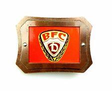 #e5799 original antico cinturone Castello DDR CALCIO SUPERIORE LEGA BFC Dinamo Berlino