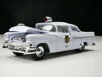 1956 Ford Victoria Colorado State Police 1/64 Scale Diorama Car Rare Real Riders