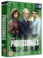 The Professionals - MK III (MK 3) - DVD Boxset - VERY RARE BOXSET