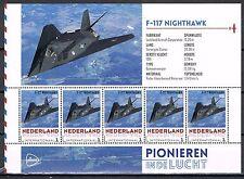Netherlands pioneers of aviation - F-117 Nighthawk 1981