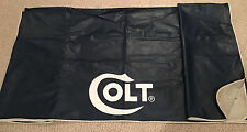 Colt Firearms Factory Shot Show Banquet Table Cover 1990s