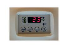 UNIVERSAL Digital Temperaturregler Holzkessel Konvektor Lüftung
