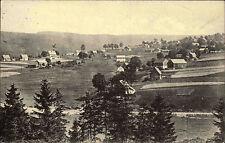 Neuwernsdorf Post Cämmerswalde Amtshauptmannsch. Freiberg alte Postkarte 1939