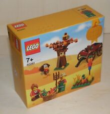 Lego 40261 ERNTEDANK Thanksgiving Harvest Exklusiv-Set Herbst Ernte Bauer | NEU