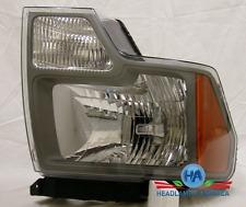 oem headlight - ford f150 (sterling gray trim) 10 rh