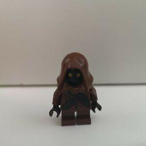 Lego - Star Wars - Jawa, No Cape - Genuine Minifigure (sw0141)