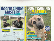 Dog Training Mastery-With Professional Dog Trainer Sidney Aarons-Dog Tra-DVD
