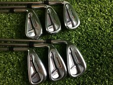Adams Super S IDEA Left Handed Irons 5-Pw with KBS Tour 90 Regular Shafts (5189)
