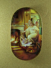 Bradford Exchange Guardian Angel German Plate - Lovely!  Protector of Persons