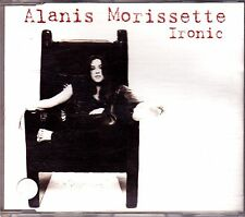 Alanis Morissette-Ironic cd maxi single