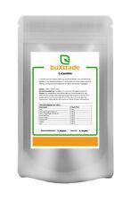 10 x 500 g L-Carnitin Base Pulver   Aminosäure   Nutrition   L - Carnitin 5 kg