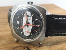 BREITLING Chrono-matic 2111 Automatic Calibre 11 Chronograph Retro Vintage 1969