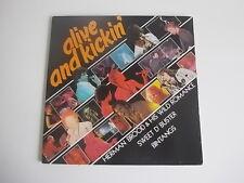 Alive and Kickin' Herman Brood Sweet D'Buster  Bintangs LP