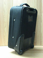 Travelpro Walk-About Suitcase, Teflon Coated Fabric, Wheels, Telescoping Handle