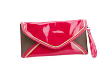 new RRP $115 SPENCER & RUTHERFORD KEY TO ATTIC WRIST BAG CLUTCH WALLET