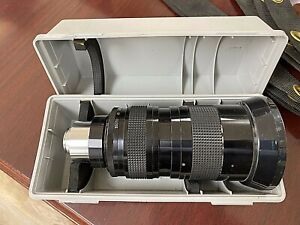 Canon Zoom Lens C Mount  15-150mm Zoom F 2.8 Very Clean