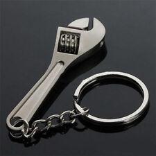 1Stk.Adjustable Metall Werkzeug-Schlüssel Schlüsselanhänger Ring Schlüsselring