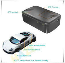 Mini Real Time Waterproof  GPS Tracker No Wire Long Battery Life Car GPS Locator