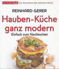 Hauben-Küche ganz modern - Einfach zum Nachkochen von Reinhard Gerer Kochbuch
