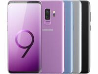 Samsung Galaxy S9 64GB Smartphone (Verizon / Straight Talk / ATT / GSM Unlocked)