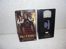 Rio Diablo VHS Video Out Of Print Kenny Rogers Travis Tritt Naomi Judd