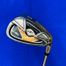 Wilson X31 Sand Wedge Right Hand Steel Shaft Used