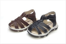 New Infant/Toddler Fisherman Cribs Sandals Size 2 ~ 7 CLOSE TOE