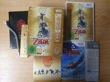 NINTENDO Wii : collector zelda skyward sword