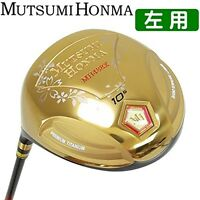 MUTSUMI HONMA MH488X High-rebound Driver 10.5 Flex:R for Left-Handed F/S