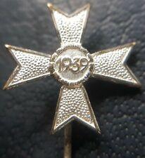 ✚8182✚ German post WW2 1957 pattern miniature War Merit Cross Without Swords II.
