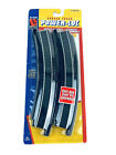 HO Scale Power-Loc Curved Track (4 Pieces) - Life-Like #21303