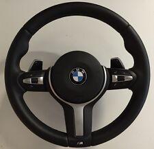 BMW 5 6 7 Steering Wheel M VIBRO with Shift Paddels F10 F11 F18 F06 F13 F01 F07