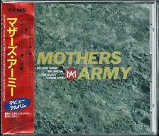 Mothers Army Mothers Army Japan CD w/obi APCY-8129