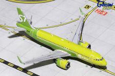 GEMINI JETS S7 SIBERIA AIRLINES A320NEO 1:400 DIE-CAST MODEL GJSBI1699 IN STOCK