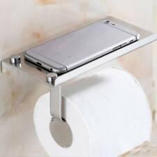 Toilettenpapierhalter Klopapierhalter Klorollenhalter Edelstahl WC Rollenhalter